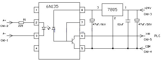 fx2n系列有高速脉冲输入口,用spd指令可以完成对速度的测量,要注意的